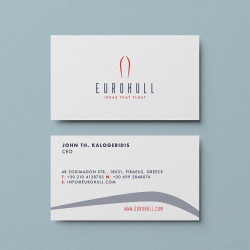 Επαγγελματικές Κάρτες Eurohull