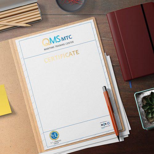 Επιστολόχαρτα MS MTC