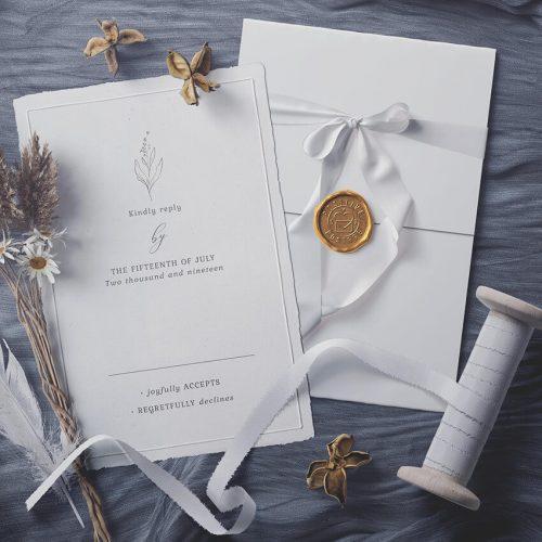 Προσκλητήρια Γάμου Fotocopy