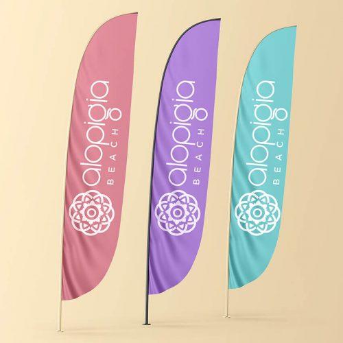 Σημαίες Fotocopy